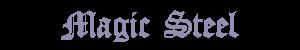 Logo Magic Steel