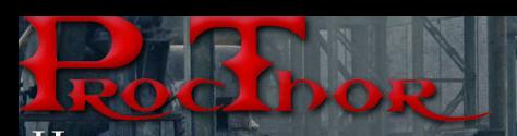 Logo Proc-Thor